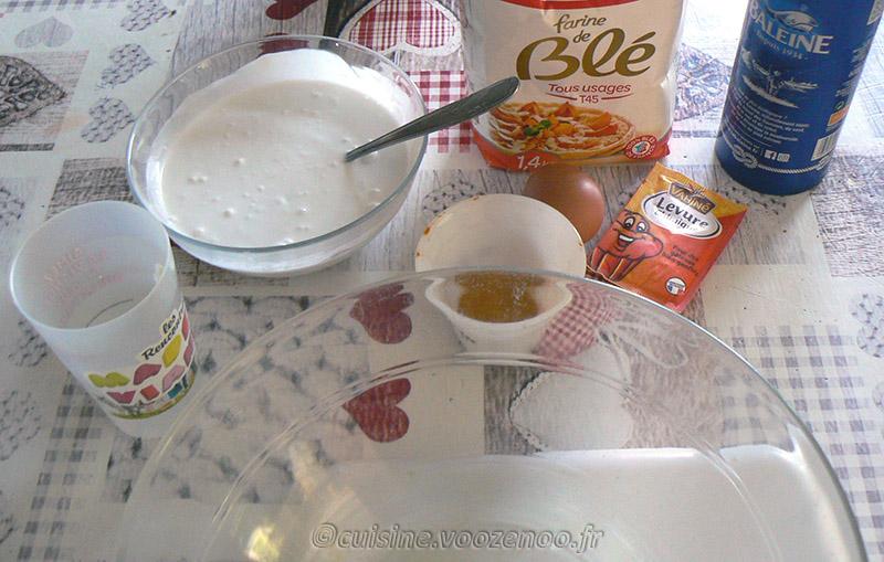 Wellawahum – Pancake farci à la noix de coco etape1