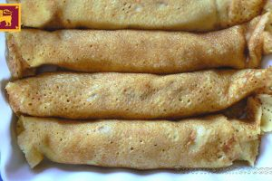 Wellawahum - Pancake farci à la noix de coco