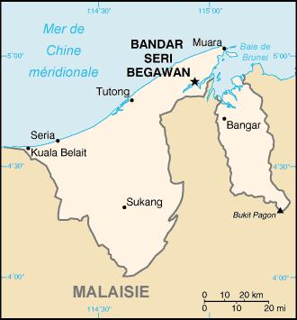 Brunei_carte