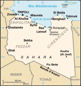 Libya-capitale