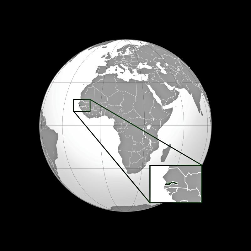 gambie globe