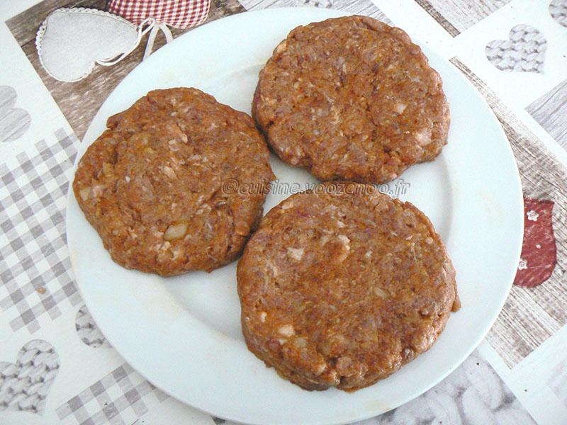 Pljeskavica – le hamburger des Balkans etape3