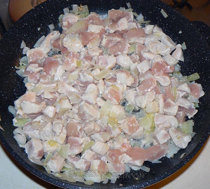 Chicken roti etape3