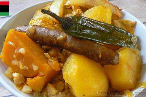 Couscous libyen