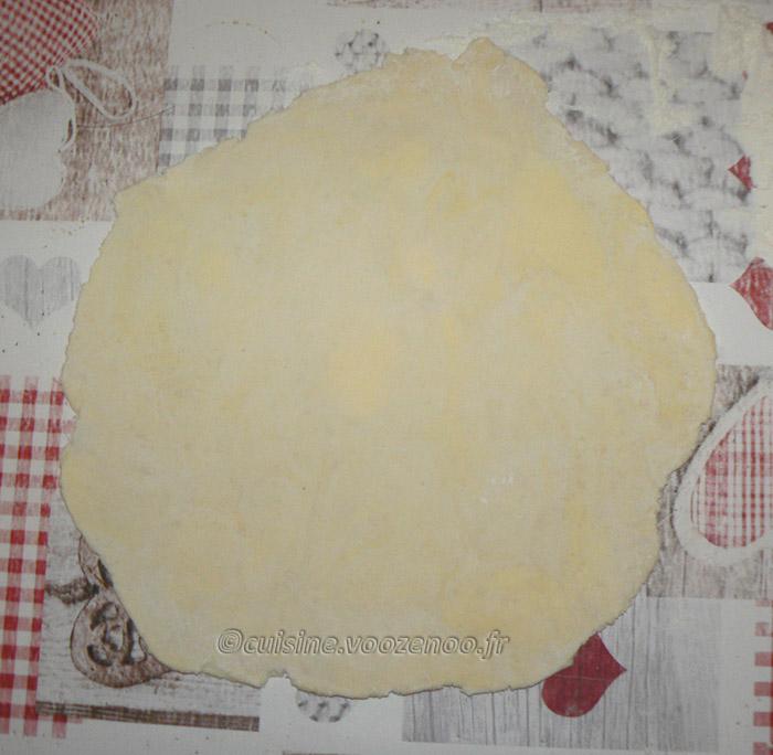 Mini-feuilletés aux graines de pavot etape2