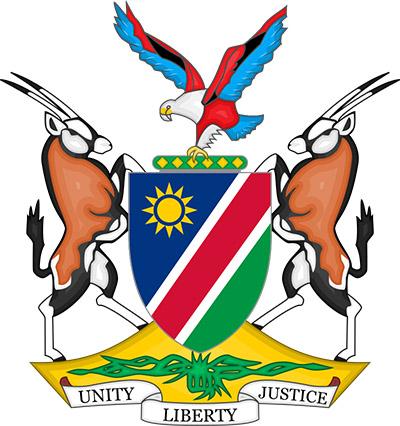 armoirie namibie