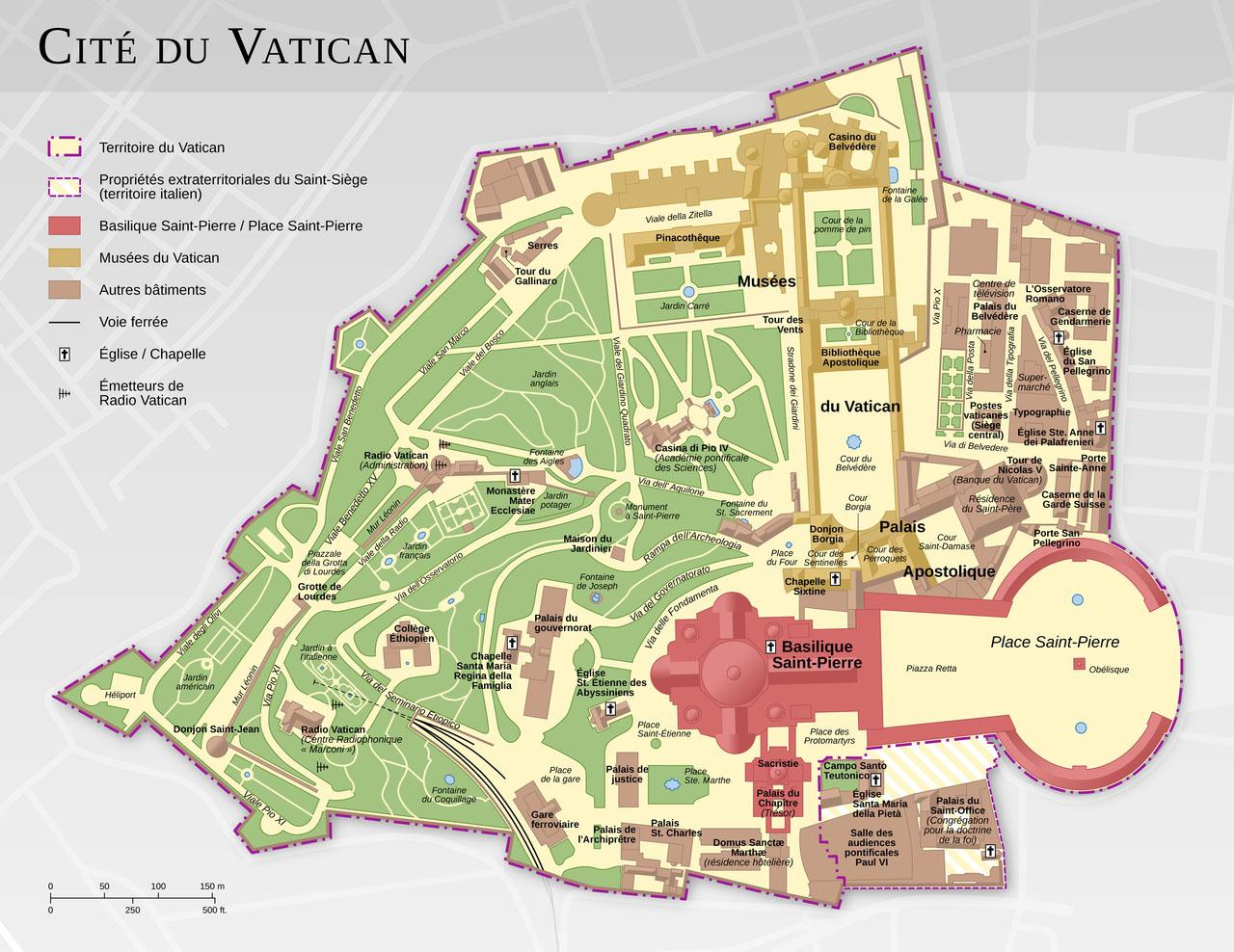 carte vatican