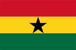 drapeau ghana