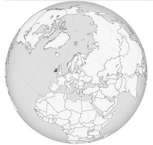 globe irlande