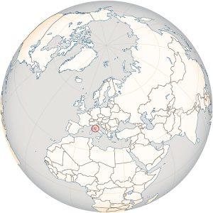 globe vatican