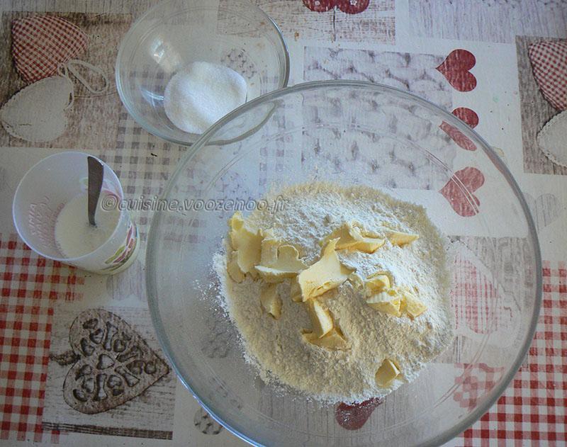 White soda scones – Irlande étape1