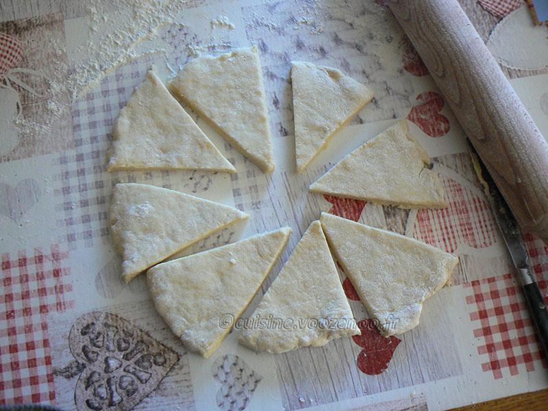 White soda scones – Irlande étape4