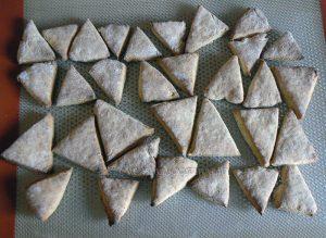 White soda scones – Irlande fin