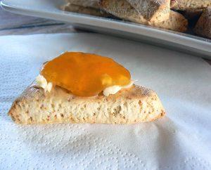 White soda scones – Irlande fin3