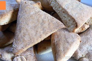 White soda scones – Irlande
