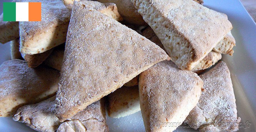 White soda scones – Irlande slider