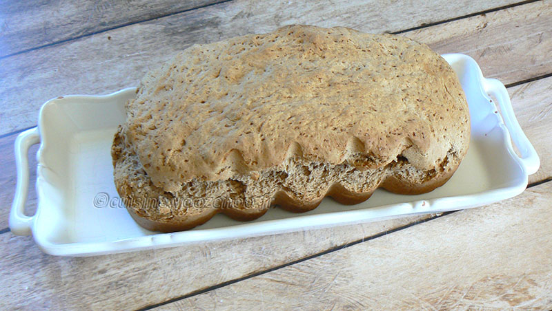 Pain de la nature, pain du Veld Namibie fin5