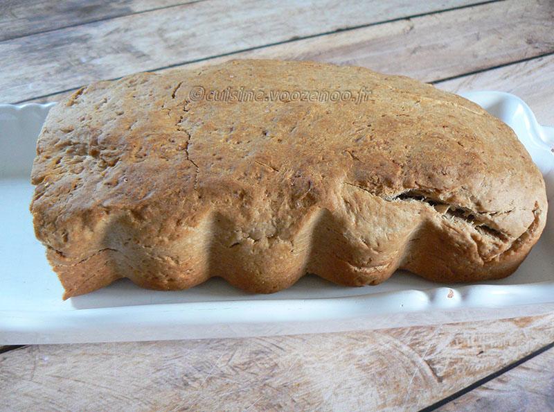 Pain de la nature, pain du Veld Namibie fin7