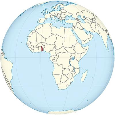 Globe Togo