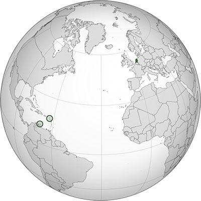 globe pays bas