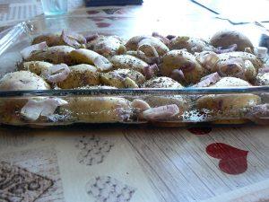 Pommes de terre à la bière etape2