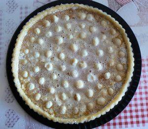 Tarte aux noix de Macadamia etape6