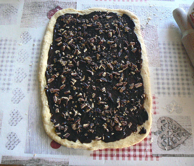 Krantz cake – Israël etape9