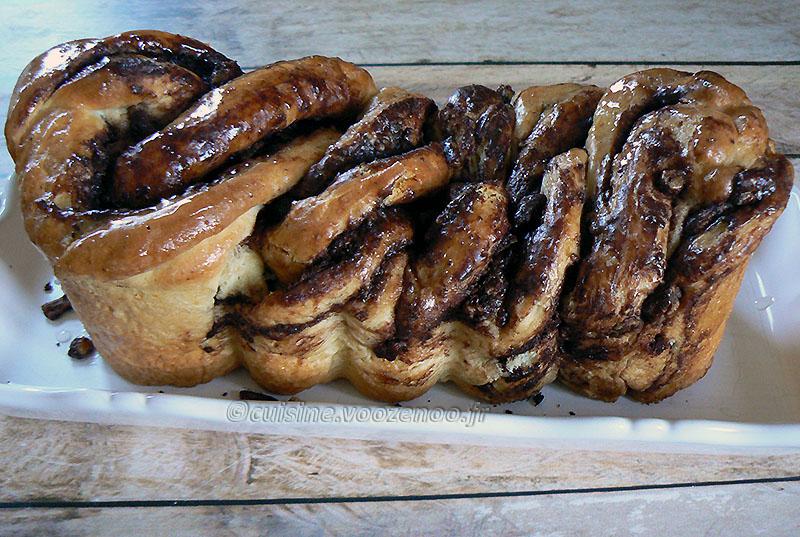 Krantz cake – Israël fin2