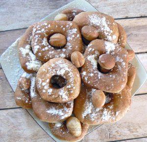 Mandazi, beignets épicés de Tanzanie presentation
