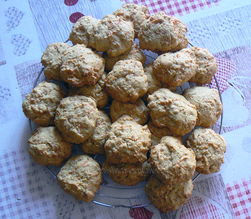 Cookies du Zimbabwe fin