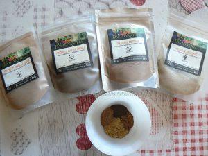 Poulet caramélisé aux graines de sésame etape2
