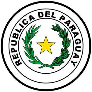 Armoirie Paraguay