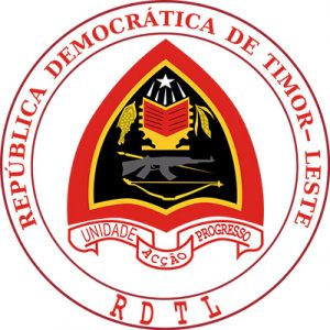 Armoirie Timor