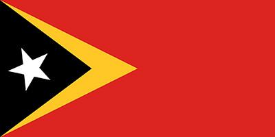 Drapeau Timor