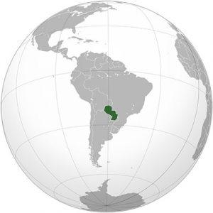 Globe Paraguay