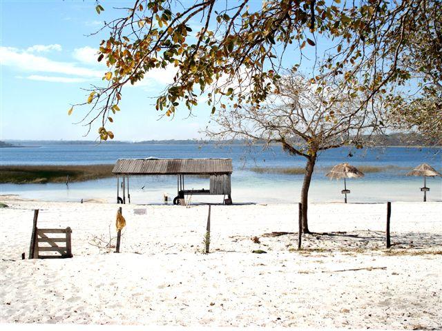 Lagune paraguay