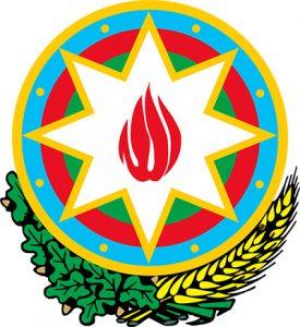 armoirie azerbaidjan