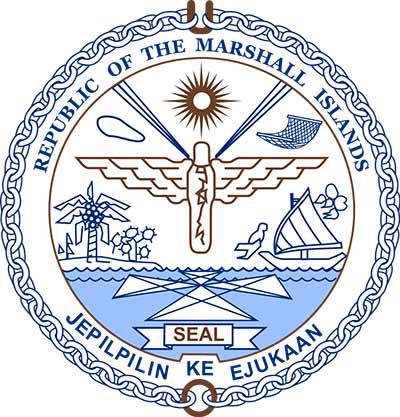 armoirie iles marshall
