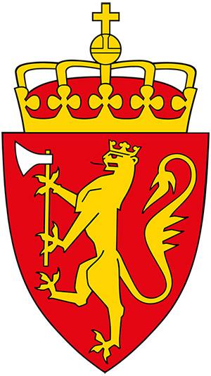 armoirie norvege