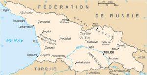 carte georgie