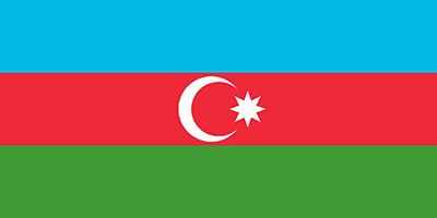 drapeau azerbaidjan