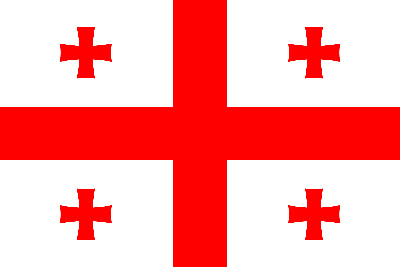drapeau georgie