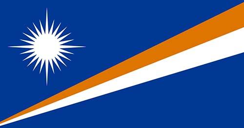 drapeau iles marshall