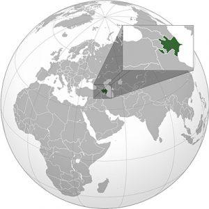 globe azerbaidjan