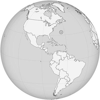 globe bermude