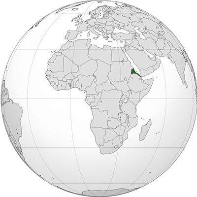 globe erythree