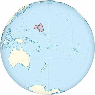 globe iles marshall