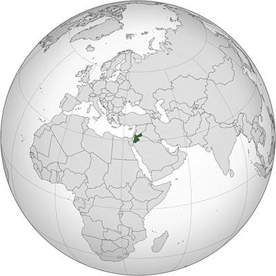 globe jordanie