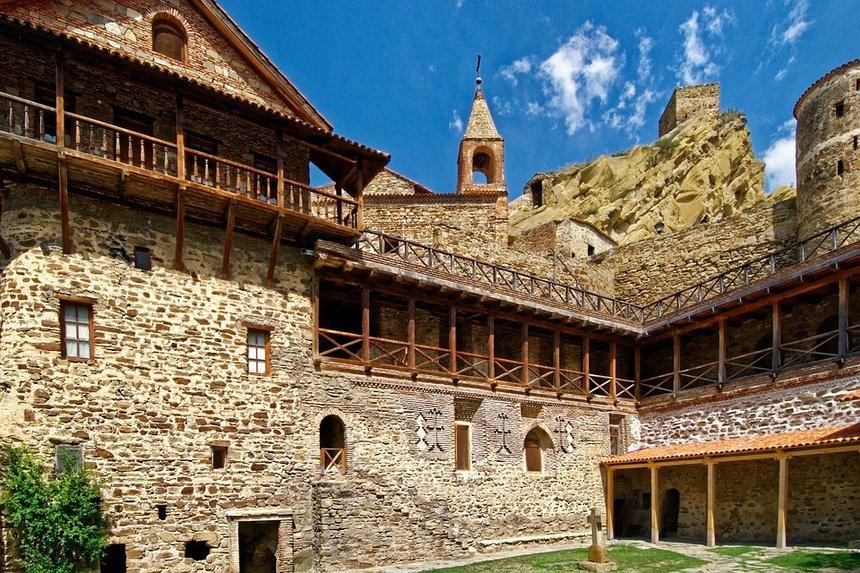 monastere david gareja