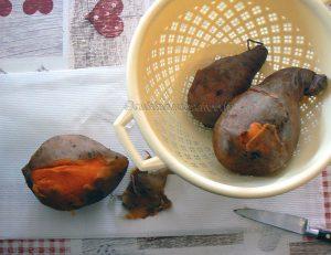 Dulce de Batata - Paraguay etape1